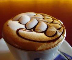 Art coffee cup foam desktop 2272x1704 wallpaper