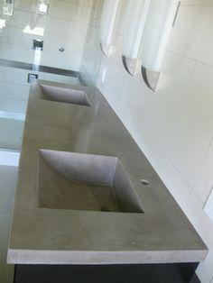 Geometric Slate Concrete Sinks California Concrete Designs Anaheim - Bathroom vanities in anaheim ca