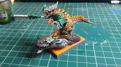 Painting League: First Month Results - The 9th Age