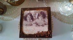 something to create: Κουτί για τις κάψουλες Nespresso Nespresso, Decoupage Box, Cake, Desserts, Food, Pie, Postres, Mudpie, Deserts