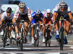 Tour de France stage 10 gallery  ...With Marcel Kittel edging Andre Greipel for the stage win