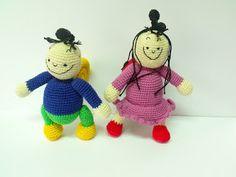 Crochet Toys, Crochet Baby, Balerina, Tweety, Walt Disney, Dinosaur Stuffed Animal, Dolls, Christmas Ornaments, Holiday Decor