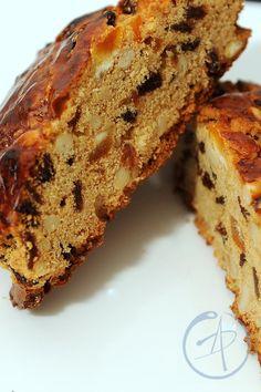 Dots Fashion, Italian Cake, Fett, Biscotti, Sweet Recipes, Banana Bread, Bakery, Pizza, Drink