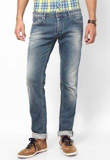 Stylish, Latest Fasionable & Well Designed Gas Blue Morrison Slim Fit Jeans men features product specifications, reviews, ratings, images, price chart and more to assist the user