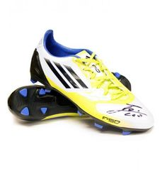 Lionel Messi Signed Cleats - Sports Memorabilia