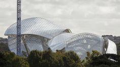 Fundación Vuitton de #FrankGehry   #arquitectura #museos #paris
