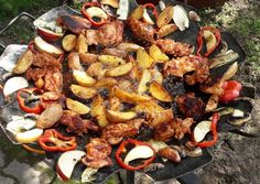 Paella, Barbecue, Grilling, Cooking Recipes, Ethnic Recipes, Foods, Drinks, Food Food, Drinking