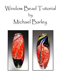 Window  Bead Tutorial by michaelbarley on Etsy, $25.00