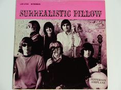 Surrealistic Pillow - Jefferson Airplane - Psychedelic Rock - Original Stereo Release - RCA Records 1967 - Vintage Vinyl LP Record Album by notesfromtheattic on Etsy