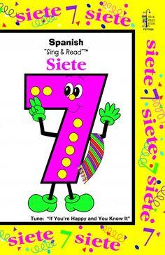 Sing & Read Siete Big Book