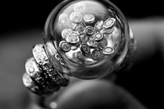 Perles d'Eclat ring #HoteldelaLumiere #HighJewelry #Boucheron #RockCrystal