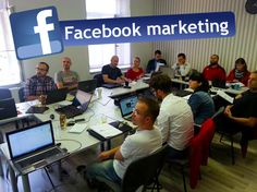 We always want to know more. That is why we attended Facebook marketing course with David Lorincz.  Connect your website, created with BizWebs, with Facebook and increase visit rate of your pages.
