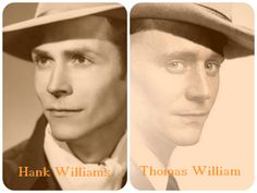 *UNINTELLIGIBLE EXCITED SCREAMING* Tom is going to play Hank Williams in a new movie, I Saw the Light. And he will have a southern accent and sing!! I'm going to need a respirator. I can't breathe. THIS.