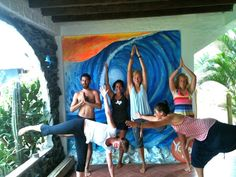 For a lot of fun and relaxation, join our #surf and #yoga retreat in  #Ecuador! http://www.finisterra.ca/portfolio/ecuador-surfcation/ #travel