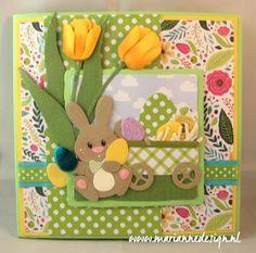 Easter eggs » Marianne Design