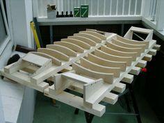 long board - press