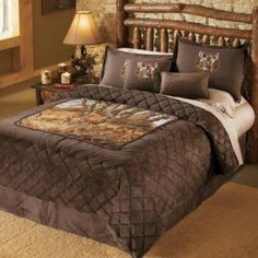 rustic bedding - Google Search