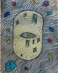Escher; Made by me