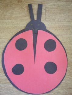 Ladybug Preschool Crafts