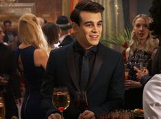 8 Things to Know About Shadowhunters Star Alberto Rosende | InStyle.com
