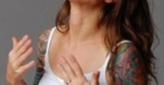 A rebel with a cause, Erin Huggins' cutting-edge combination of mind and body conditioning is what keeps her enthusiasts coming back for more. Adorned with tattoos, this petite punk-turned-health
