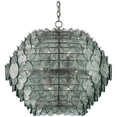 Currey and Company Braithwell Chandelier