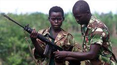 EE.UU. y U.K. usaron niños soldados de Sierra Leona en Irak
