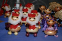 Kreuzworträtsel von Dagmar aus Griechenland. Display, Christmas Ornaments, Holiday Decor, Greece, Floor Space, Billboard, Christmas Jewelry, Christmas Decorations, Christmas Decor