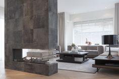 Interior design by Studio Jan des Bouvrie. 2017.