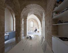 Gallery of Jaffa Apartment / Pitsou Kedem Architects - 8