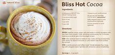 ... chocolate mix, Salted caramel hot chocolate and Homemade hot chocolate