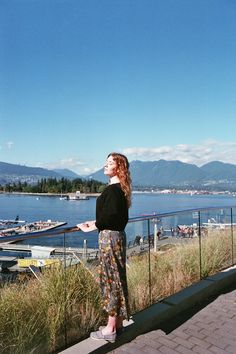 Vancouver in 35mm - #mountains #35mmfilm #filmphotography #canona1 #mountains #vancouver #canada #travel