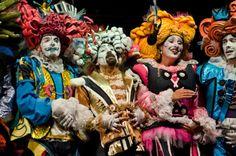 Uruguayan Carnaval colorway