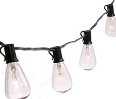 10Ft Outdoor Patio String Lights with 10 Clear ST38 Bulbs... https://www.amazon.com/dp/B01FJGZB8A/ref=cm_sw_r_pi_dp_x_LEUFyb2209709