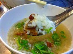 เมนูอาหารไทยตามสั่ง พร้อมวิธีทำ: วิธีทำข้าวต้มบะเต็ง