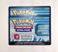 Pokemon tcg online codes generator 2015