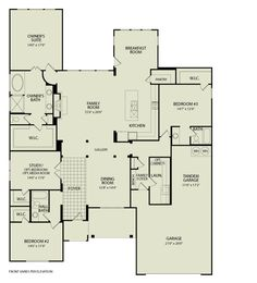 Lovely SOLANO, 125 | Drees Homes Interactive Floor Plans | Custom Homes Without  The Custom Price