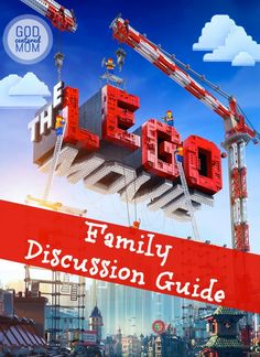 A guide to help you talk with your boys about the popular LEGO movie