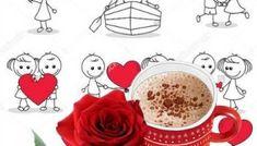 Σ'αγαπώ... εικόνες τοπ με λόγια - eikones top Good Morning, Buen Dia, Bonjour, Good Morning Wishes