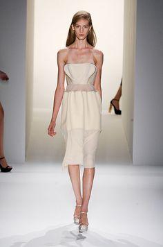 Défilé Calvin Klein Printemps-été 2013