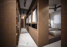 Walk In Wardrobe Design, Bedroom Closet Design, Bedroom Wardrobe, Modern Bedroom Design, Scandi Bedroom, Home Bedroom, Bedrooms, Apartment Renovation, Apartment Interior