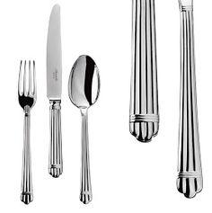 Christofle silverware