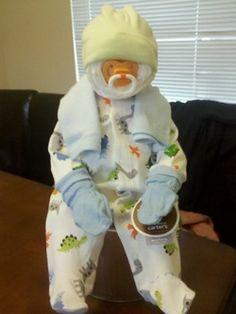 diaper baby diaper cake