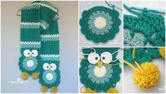 Owl Šála