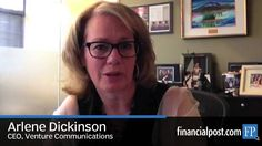 Arlene Dickinson: Have you or are you looking into tapping into mobile marketing?