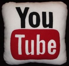 Pillow with the YouTube logo will supply your dreams with interesting and always up to date dreams. Description from speckyboy.com. I searched for this on bing.com/images