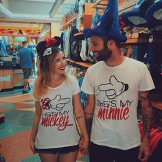 """He's my mickey ❤️ 