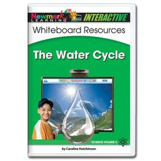 Science Interactive: The Water Cycle Interactive Whiteboard CD-ROM