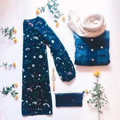 OOTW Luv the shop || Autumn Flowers Autumn Flowers, Dresses With Sleeves, Long Sleeve, Shopping, Fashion, Fall Flowers, Moda, Sleeve Dresses, Long Dress Patterns