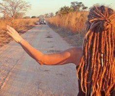 Wish my dreads would GROW!